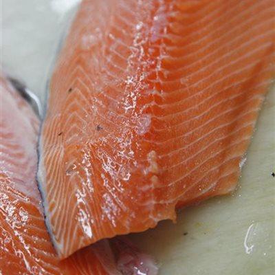 Filet de saumon (1 portion environ 200 gr)